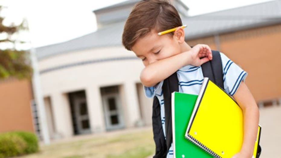 Curing 'back-to-school' ailments naturally