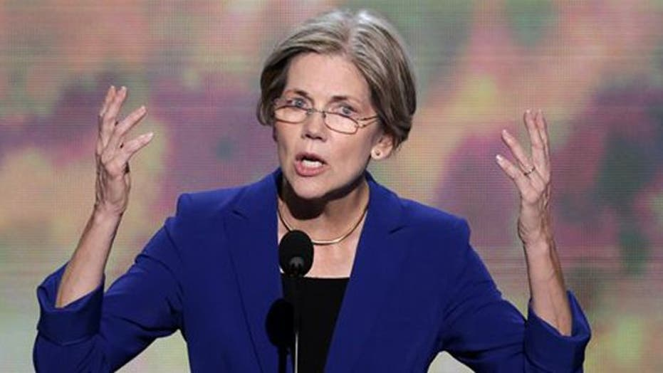 Elizabeth Warren: Obama believes in a level playing field