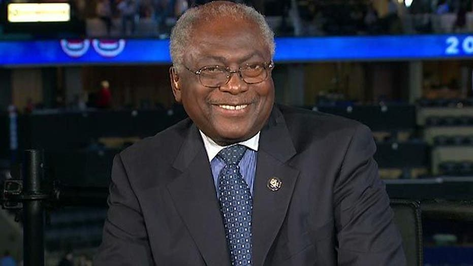 Rep. Clyburn: I'm focused on investments in our future