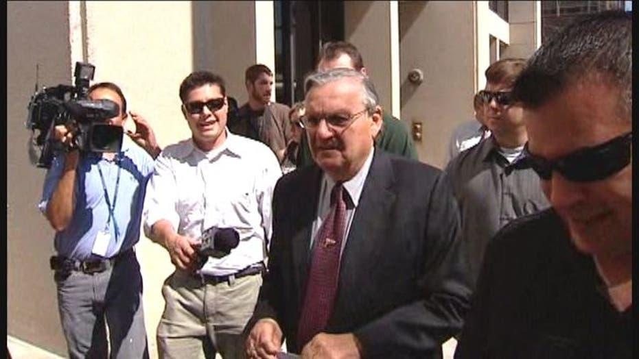 Protesters Question Decision Not to Charge Arpaio