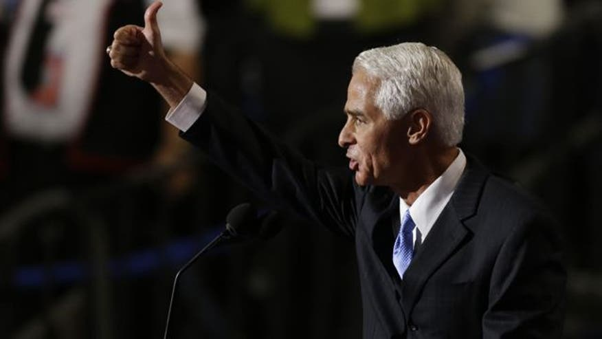 Former Florida governor speaks out at DNC