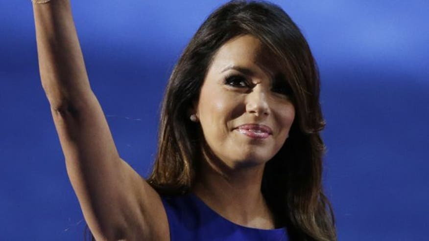 Actress addresses the Democratic National Convention