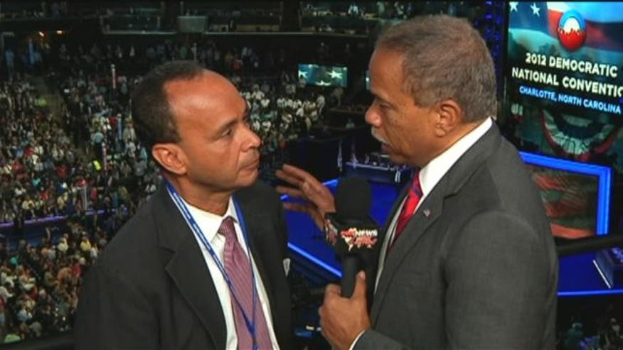 Congressman Luis Gutierrez  talks to Juan Williams about DREAmers, Romney's immigration problem, and undecided Latino voters.