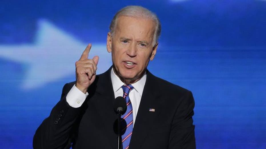 Biden: We have no intention of downsizing the American Dream