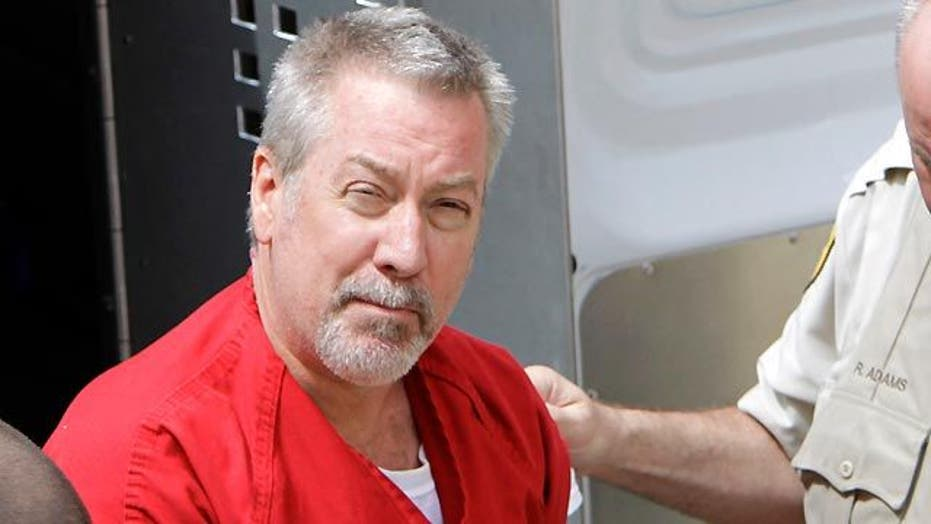 Drew Peterson found guilty of murdering third wife