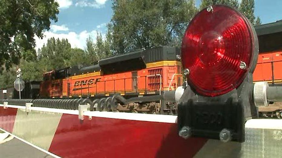 Denver Teen Loses Legs in Train Hopping Accident