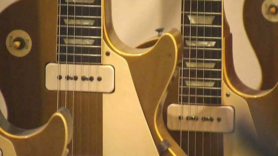 Gibson Guitars Raid and Fallout Over Illegal Wood