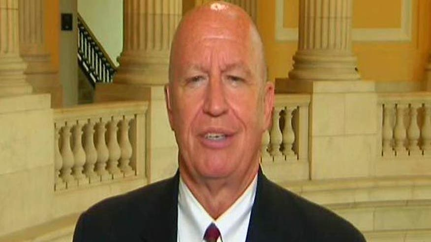 Rep. Kevin Brady says the reason why Obama's policies are failing is because he continues to pit ideas against each other