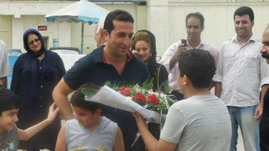 Youcef Nadarkhani freed after 3 years in prison