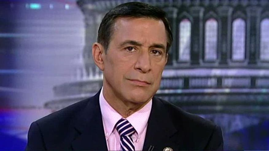 House Committee Oversight Chair Darrell Issa reflects on impact of new arrest in investigation of botched gun walking operation and more