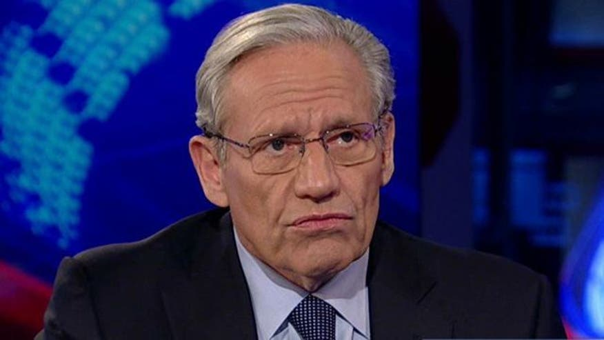 Author Bob Woodward on his new book