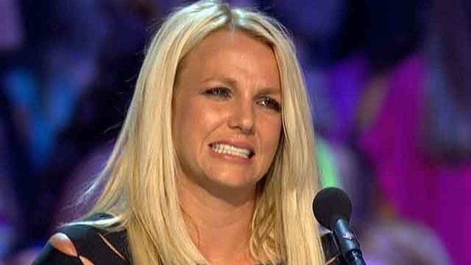 Britney Spears' tough love on 'X-Factor'