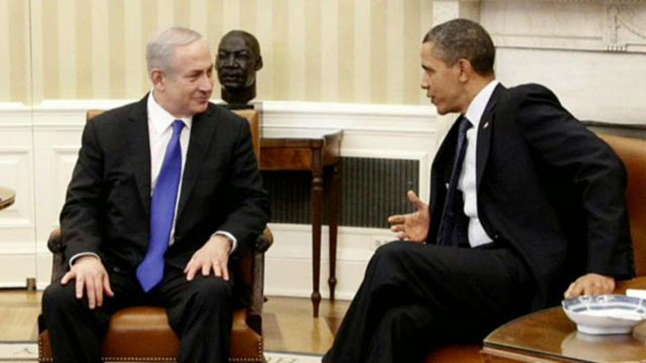 White House vs. Netanyahu