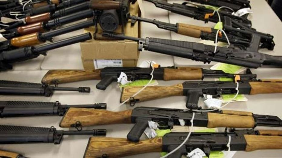 Colombian cartel gets 'Fast and Furious' guns