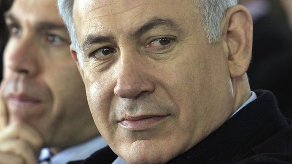 US relations with Israel on the rocks?