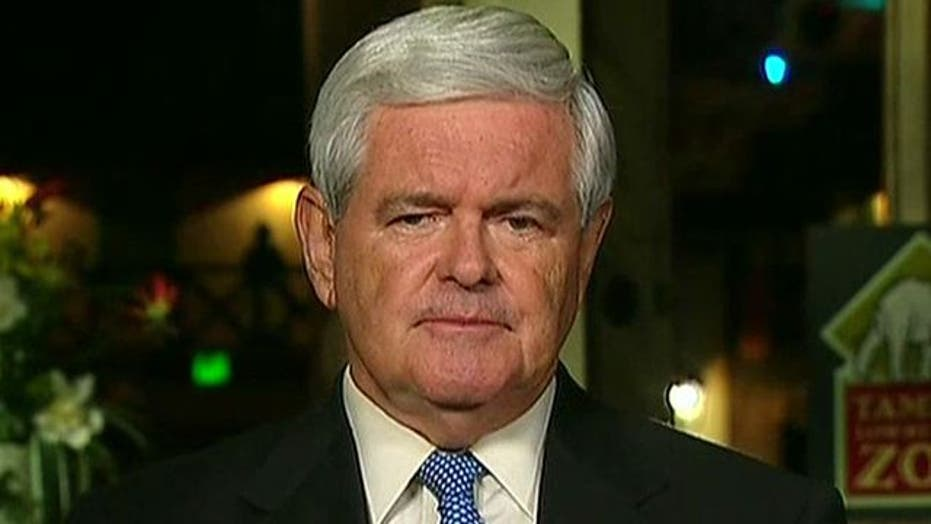 Newt Gingrich on 'Hannity'