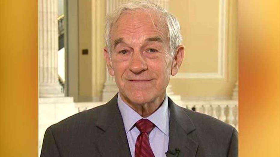 Ron Paul Talks Solyndra Controversy, Cheney Comments