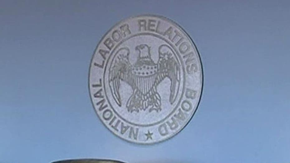 Rep. Scott: NLRB Plays Favorites With Unions