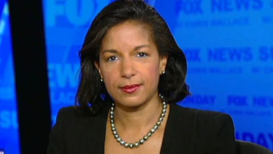 Amb. Susan Rice responds