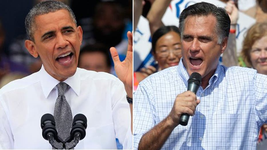 Obama, Romney camps shift focus back to economy