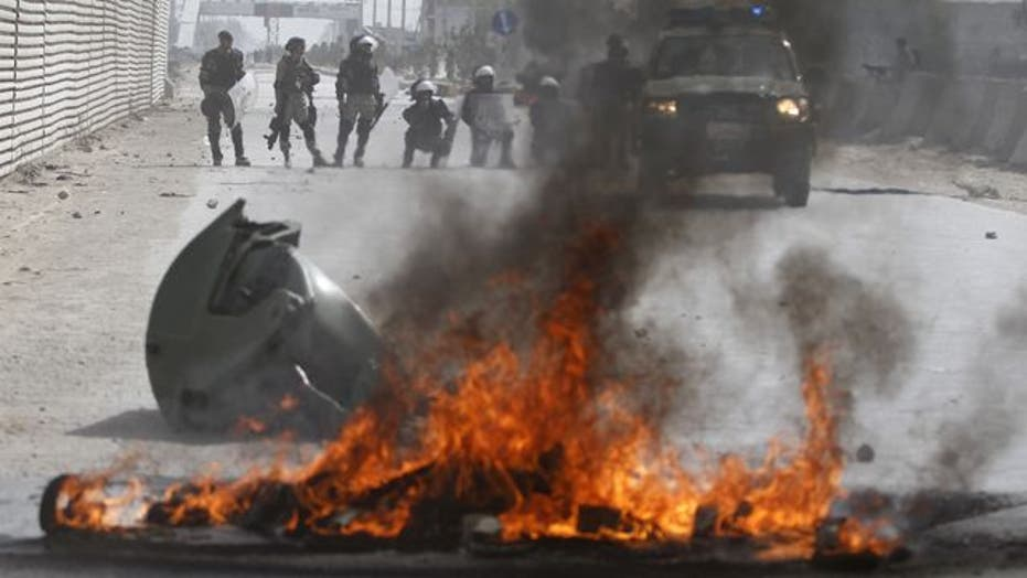 Violent protests continue in Middle East, Africa and Asia