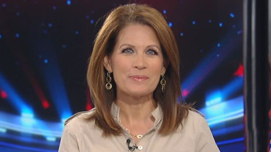 Bachmann: 'Everything is out of whack'