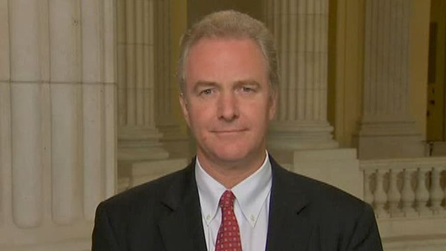 Democratic Congressman Chris Van Hollen responds to president's proposal and its prospects for approval