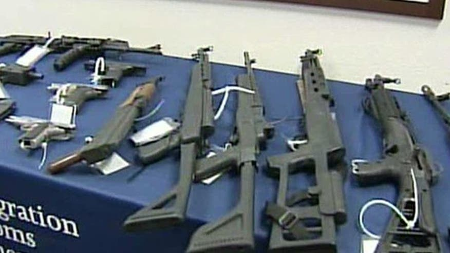 Report concludes insufficient oversight of botched gunrunning sting