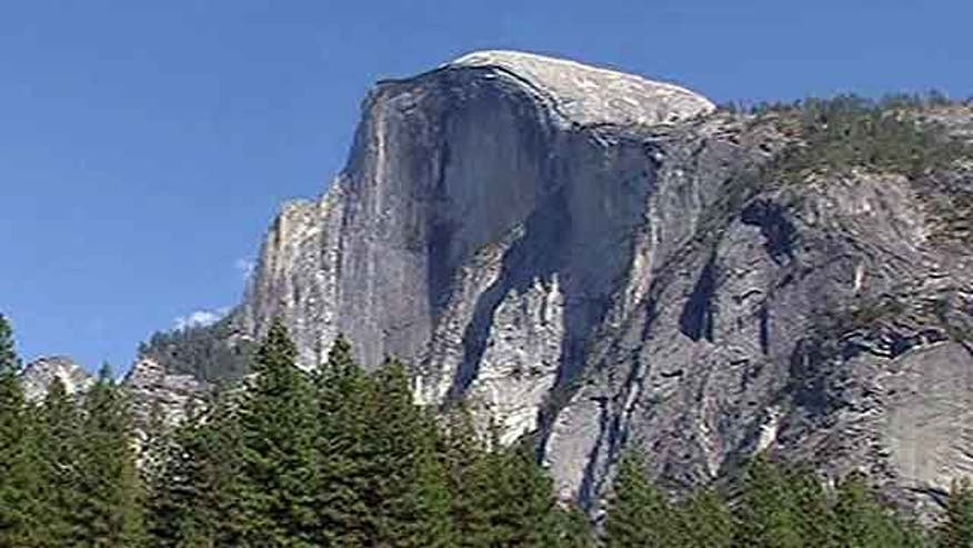 Claudia Cowan reports from Yosemite National Park