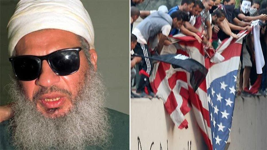 Embassy attack a response to imprisonment of 'Blind Sheikh'?
