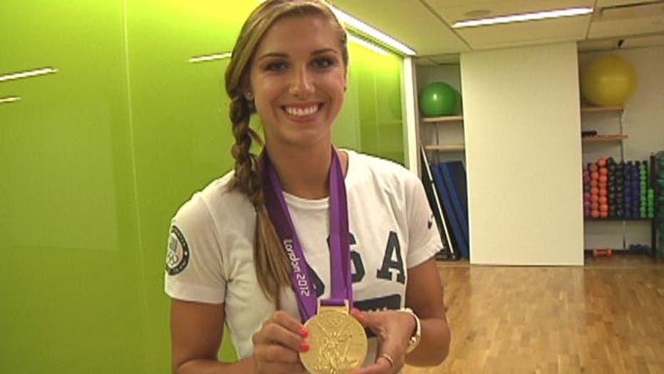 Olympic star's injury prevention plan