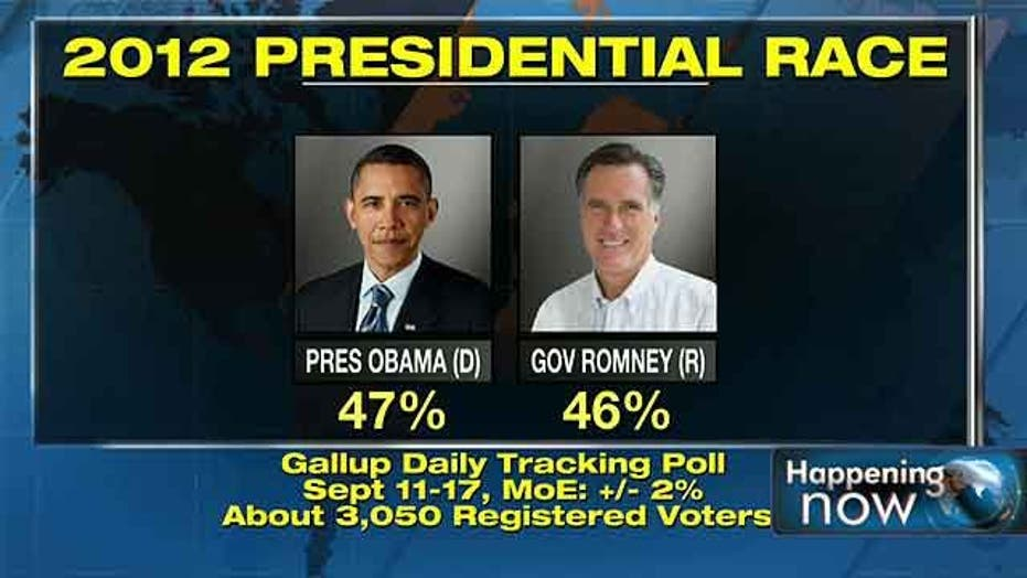 New polls shed light on White House race