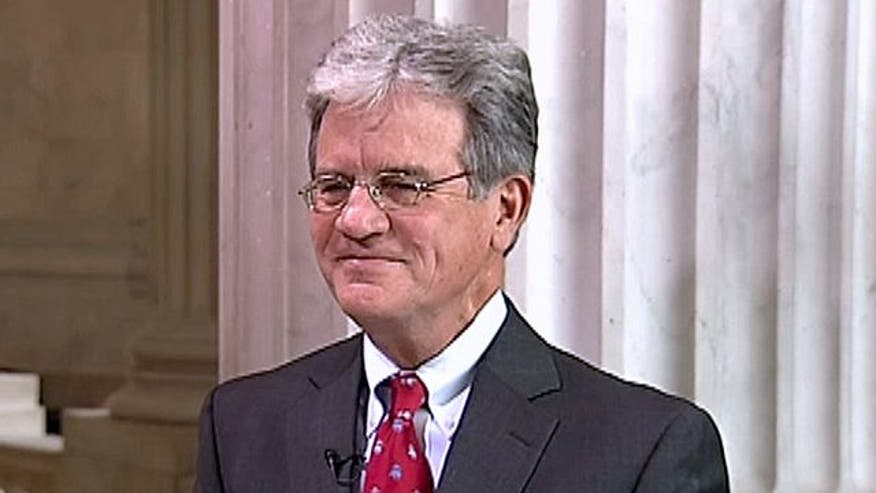 Sen. Tom Coburn sounds off budget cuts in the GAO and Pres. Obama's deficit reduction plan