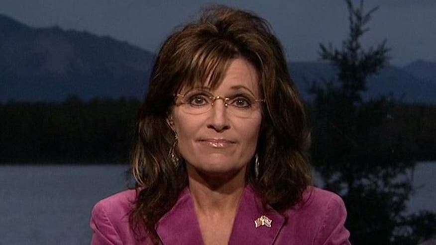 Sarah Palin reacts to president's proposed tax hike, economic policy