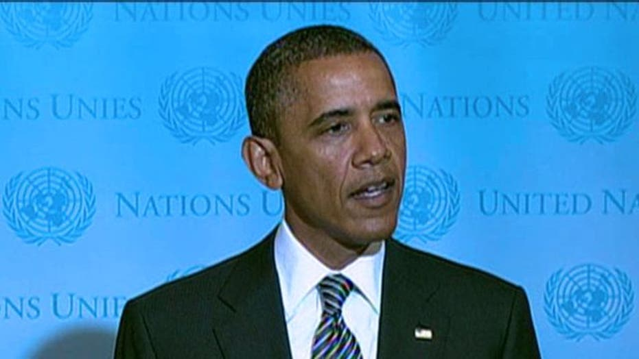 President Obama Faces Changing Mideast at U.N.