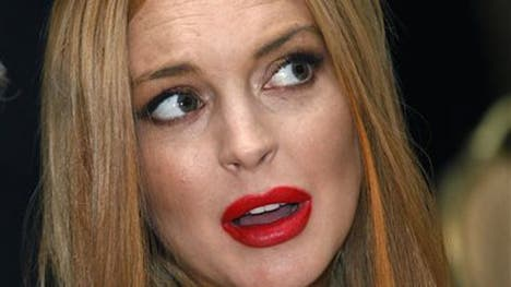 With her record, how, and why, does Lindsay Lohan keep driving?