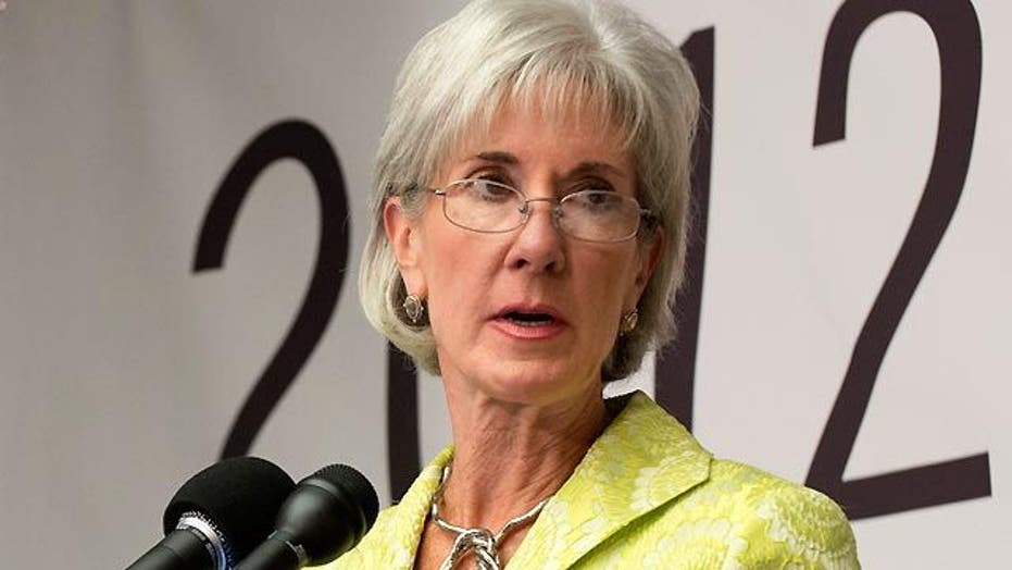WH: Sebelius' violation of Hatch Act 'inadvertent error'