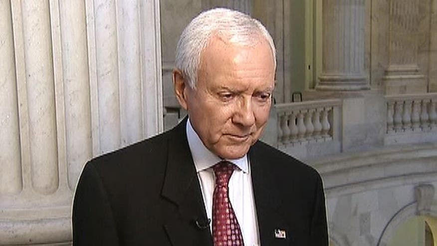 Sen. Orrin Hatch sounds off on White House-stimulus loan scandal, president's jobs plan