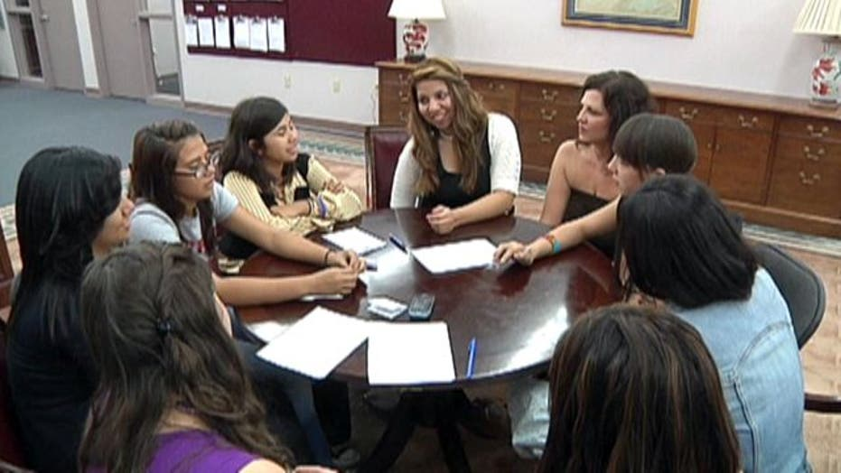 Young Latinas Steer Away Stereotypes