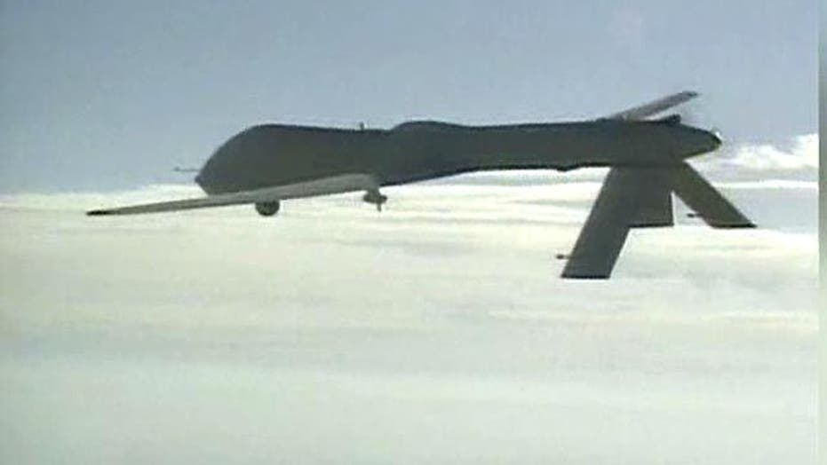 U.S. Expanding Drone Operation