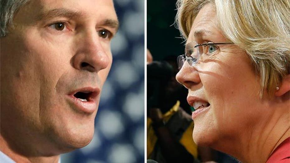 Sen. Brown rips Elizabeth Warren over Native American claim