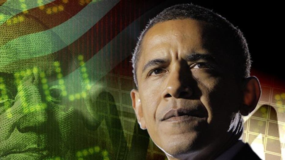 Why do Americans think Obama is doing good on the economy?