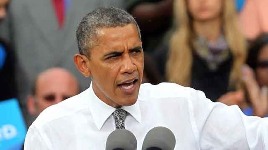 Obama: 'You can't change Washington from the inside'
