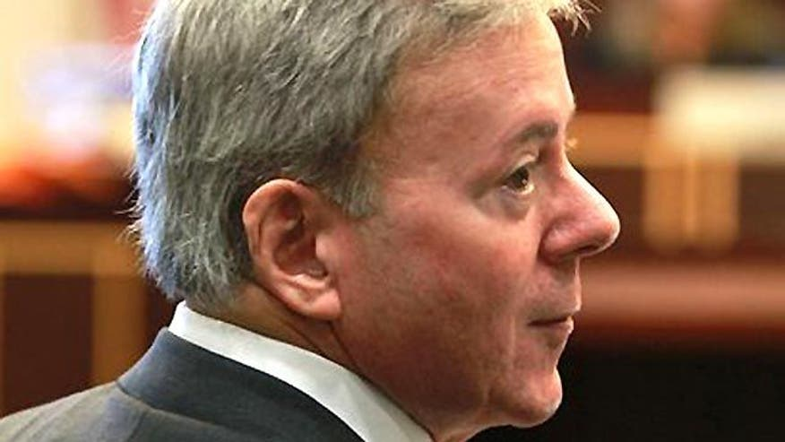 Prosecutors: Bob Ward shot wife in the face