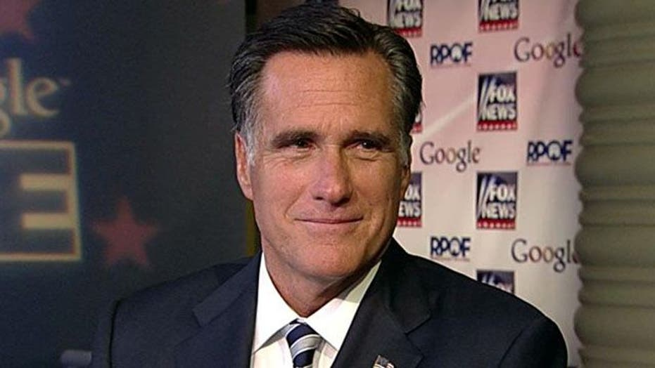 Mitt Romney on 'Hannity'