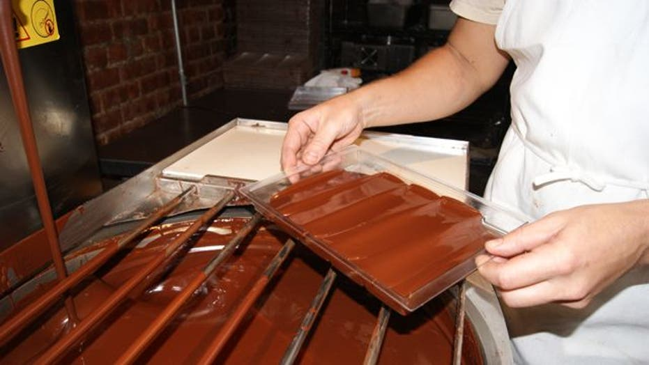 Chocolate: How It's Made