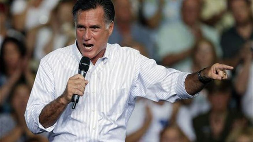 Campaign rolls out 'More Mitt' strategy after another rough week on the trail