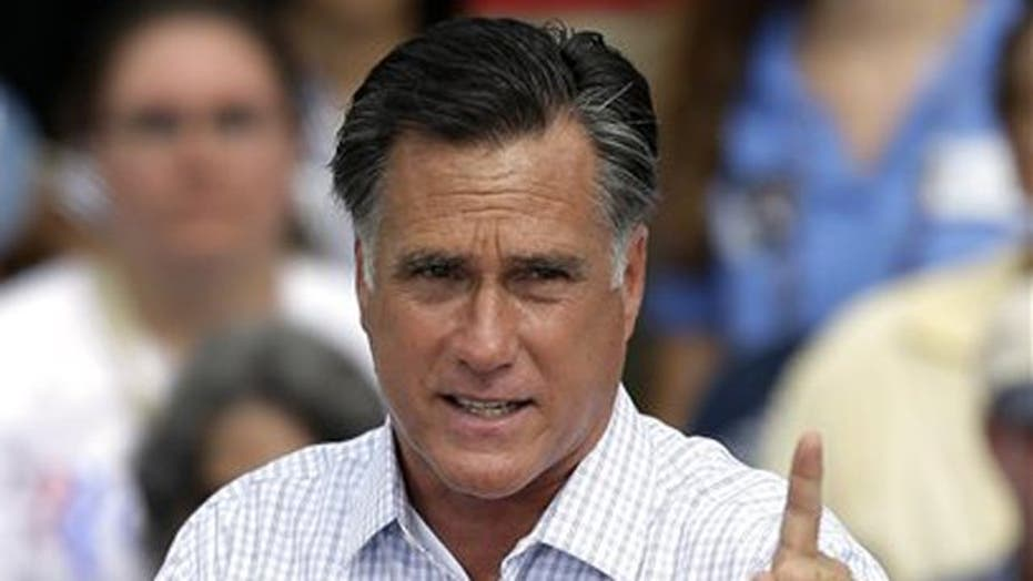 Romney's '47 percent' comment sparks new debate over taxes