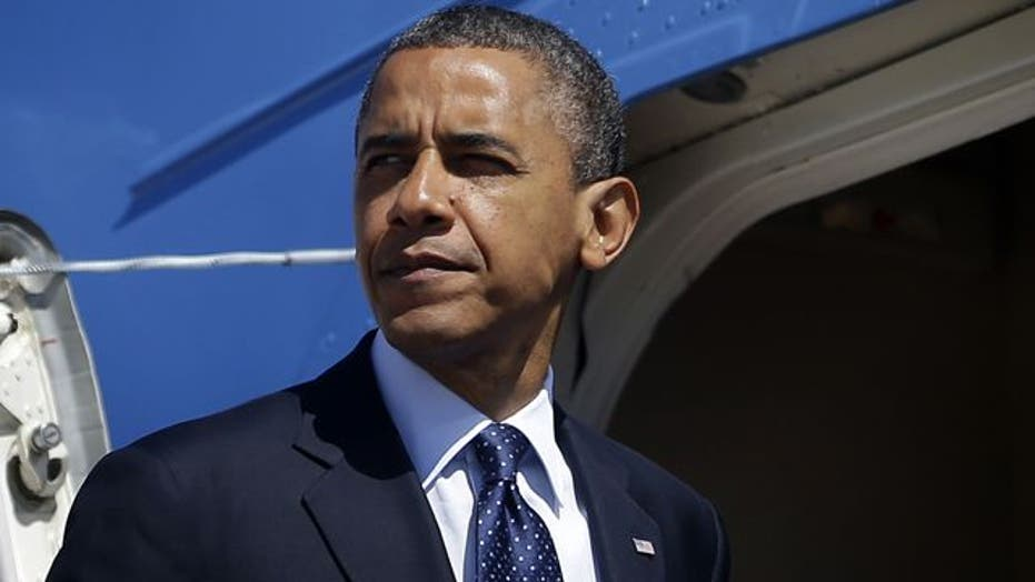 President's comments on Israel fuel major campaign debate