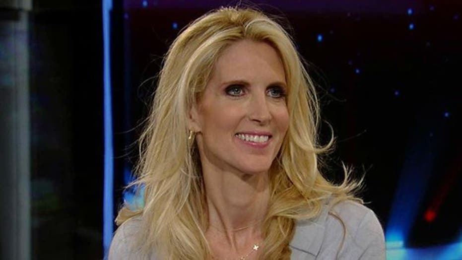 Coulter: 'White guilt' is bad for America